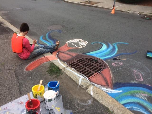 muralists hampton roads VA
