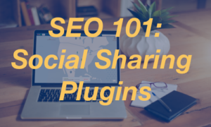 seo 101 social sharing plugin