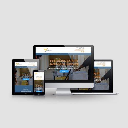 website design company on waves' design