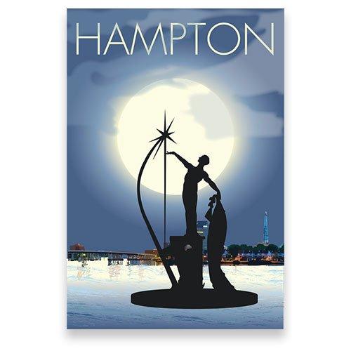 Design Portfolio - Hampton Poster