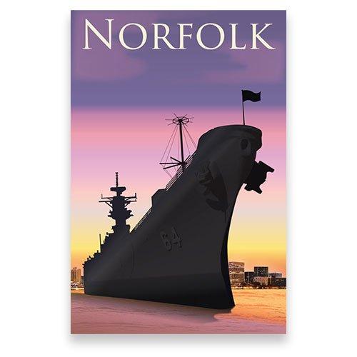 Design Portfolio - Norfolk Poster